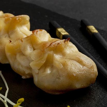 Imagen de Gyosas con queso